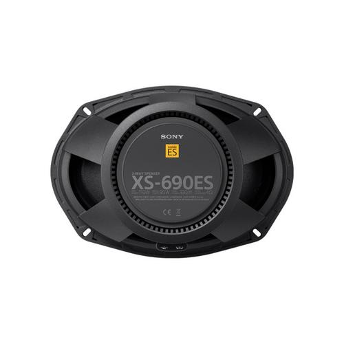 "Gallery - 6 x 9"" (16 x 24 cm) Mobile ES 2-Way Coaxial Speakers"