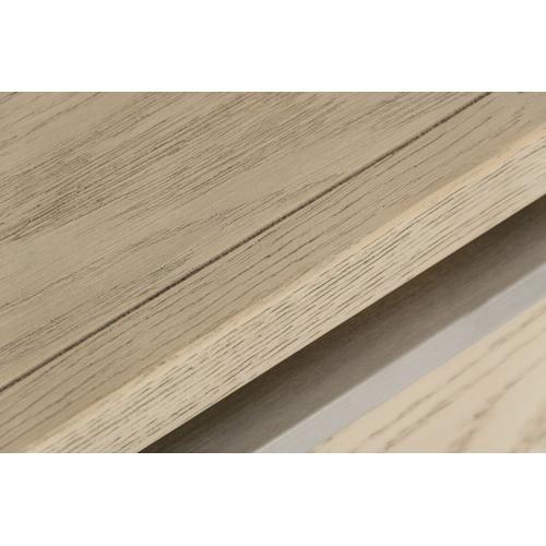 VIG Furniture - Modrest Samson - Contemporary Grey and Silver Dresser