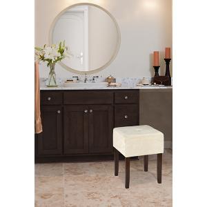 Hillsdale Furniture - Bellamy Backless Vanity Stool