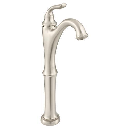 Patience Vessel Sink Faucet  American Standard - Brushed Nickel