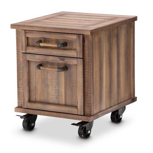 Amini - Rolling File Cabinet