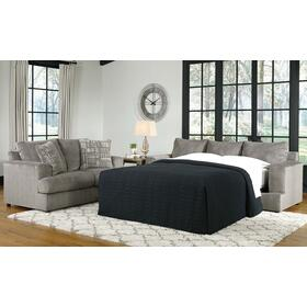 Soletren Queen Sofa Sleeper Ash