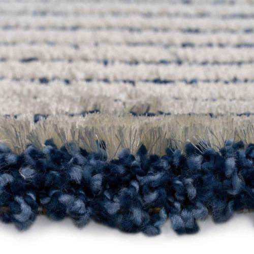 """Capel Rugs - Gravity Blue - Rectangle - 3'11"""" x 5'6"""""""