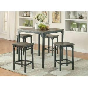Acme Furniture Inc - Percie Counter Height Set