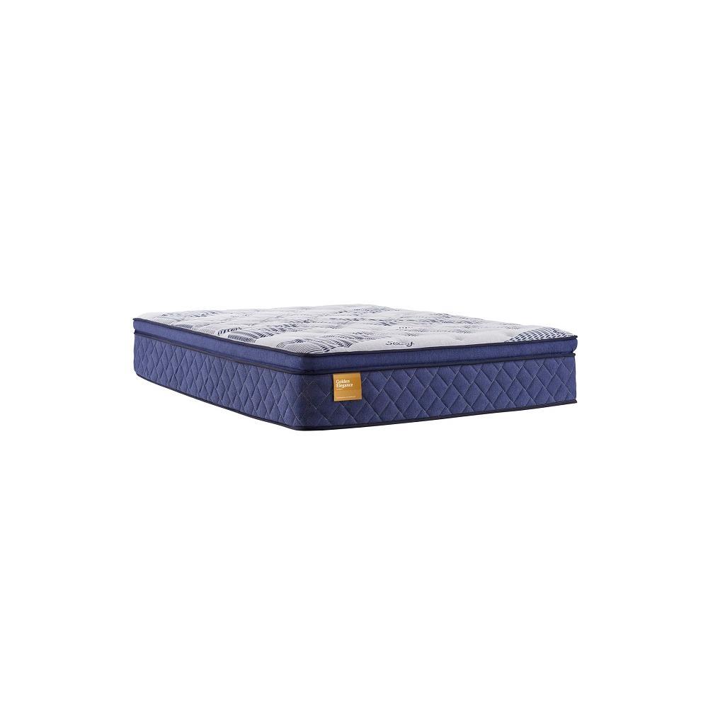 Golden Elegance - Banstead - Plush - Pillow Top - Queen