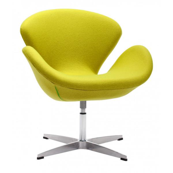 See Details - Pori Occasional Chair Green