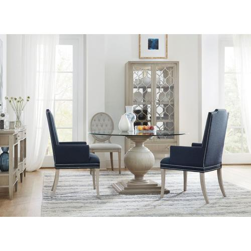 Dining Room Reverie Round Dining Table Base