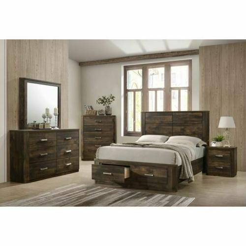ELETTRA QUEEN BED