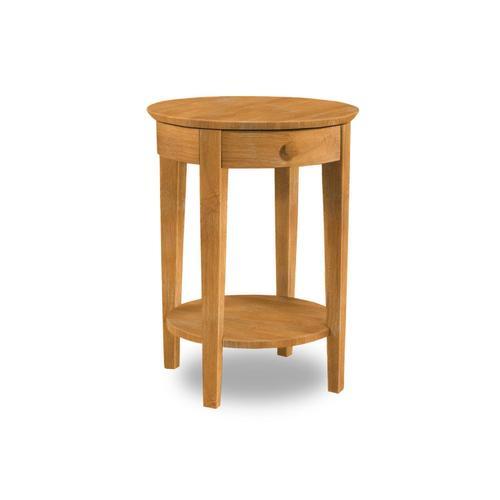 John Thomas Furniture - Phillips Bedside Table