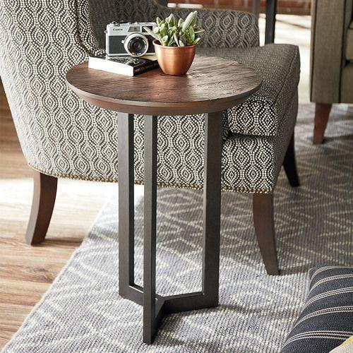 Graystone Round Chairside Table