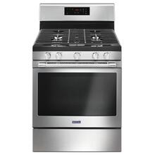(OPEN BOX) 30-inch Wide Gas Range With 5th Oval Burner - 5.0 Cu. Ft.