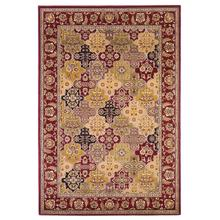 "Cambridge 7325 Red Kashan Panel 5'3"" X 7'7"""