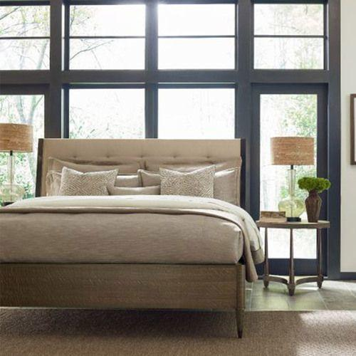 AD Modern Classics Samuel Queen Platform Bed 5/0 Complete