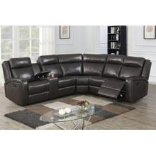 3-pcs Power Reclining Sectional