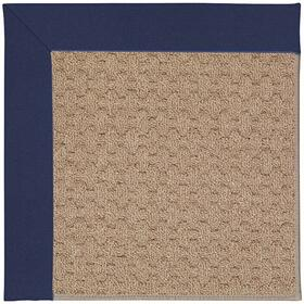 "Creative Concepts-Grassy Mtn. Canvas Royal Navy - Rectangle - 24"" x 36"""