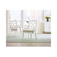 Chelsea by Rachael Ray Lattice Back Arm Chair