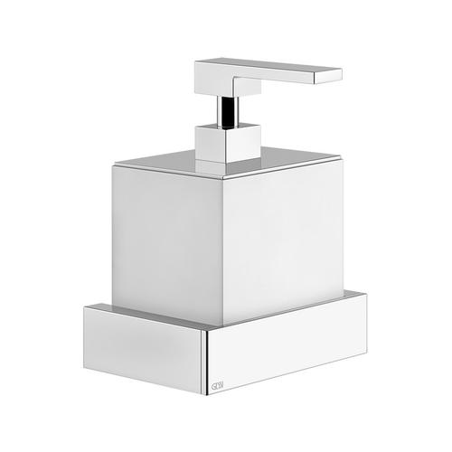 Gessi - Wall-mounted liquid soap dispenser - white Neolyte
