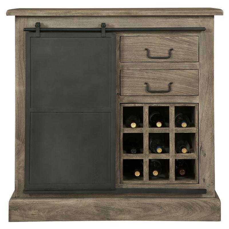 695-214 Shooter Wine & Bar Console
