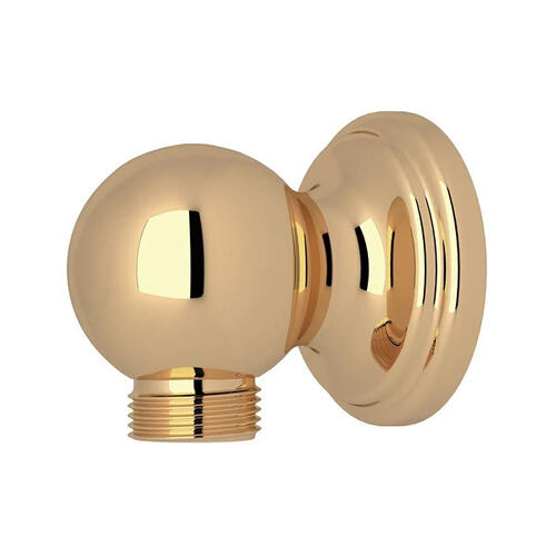 Drop Ell for Handshower - Unlacquered Brass