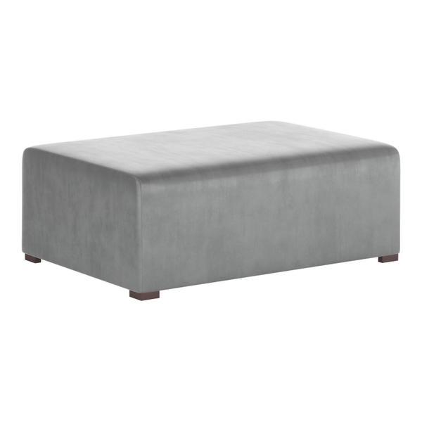 See Details - Lisbon Modular Small Seat Gray