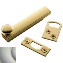 Satin Nickel General Purpose Surface Bolt