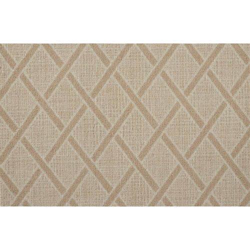 Stylepoint Lattice Works Ltwk Sand Dollar Broadloom Carpet