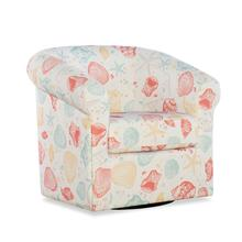 Ariel Swivel Club Chair