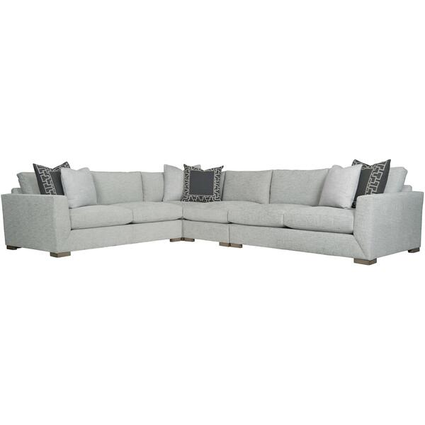 See Details - Nicolette Sectional in Mocha (751)
