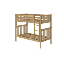 View Product - Twin/Twin Bunk Bed Natural