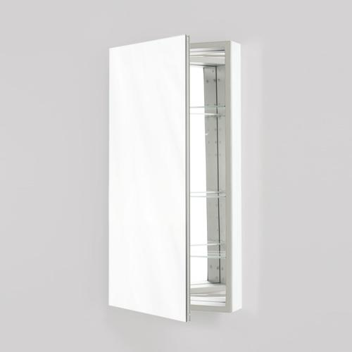 "M Series 23-1/4"" X 39-3/8"" X 8"" Flat Top Cabinet With Bevel Edge and Right Hinge"