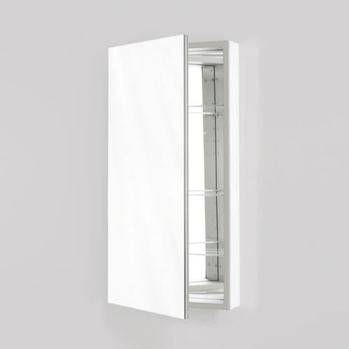 "M Series 23-1/4"" X 39-3/8"" X 4"" Flat Top Cabinet With Polished Edge and Right Hinge"