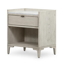 Viggo Nightstand-vintage White Oak