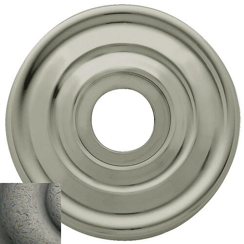 Baldwin - Distressed Antique Nickel 0403 Emergency Release Trim