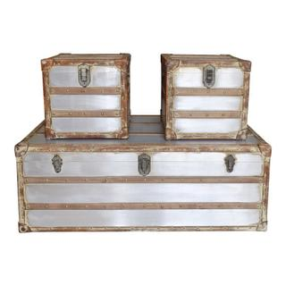 Trunk 3 pc. Table Set
