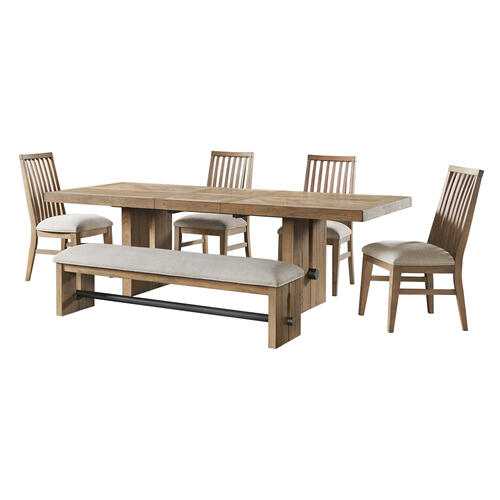 Intercon Furniture - Landmark Backless Bench