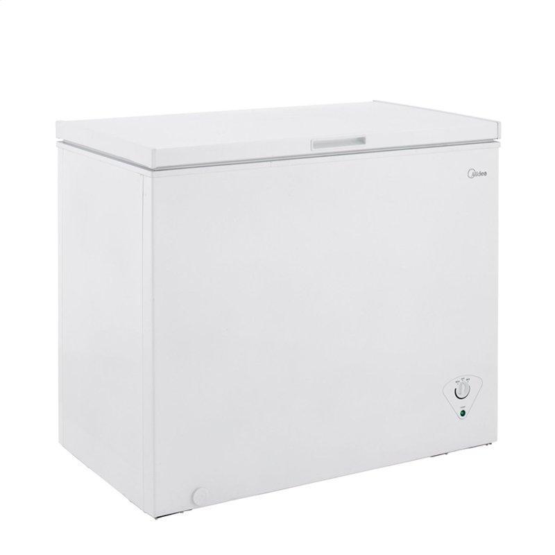 7.0 Cu. Ft. Chest Freezer White