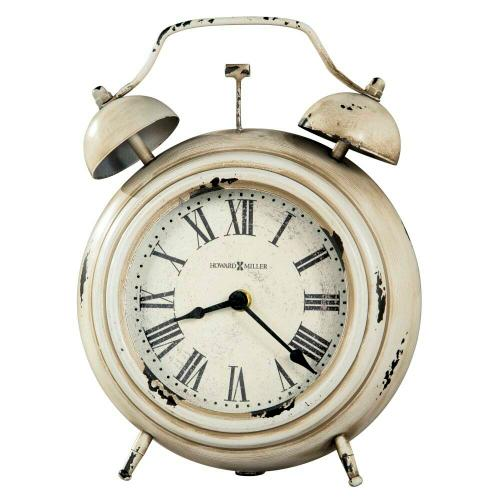 Howard Miller Harriet Metal Mantel Clock 635207