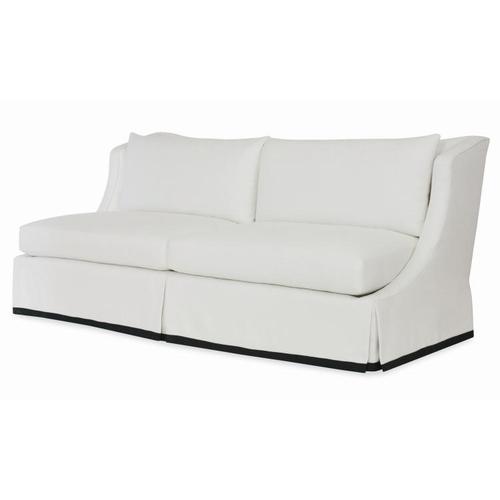 Drew Skirted Sofa