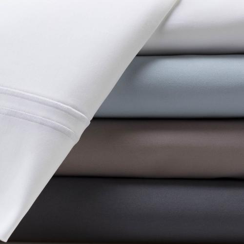 Supima® Cotton Sheets Queen Pillowcase Flax