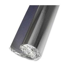 Soft reflective insulation for under FOIL mats in applications under laminate and floating wood floors. Sold in rolls of 270ft