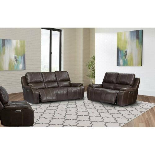 POTTER - WALNUT Power Reclining Collection