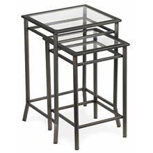 Metropolitan II Nesting Tables (set of Two)