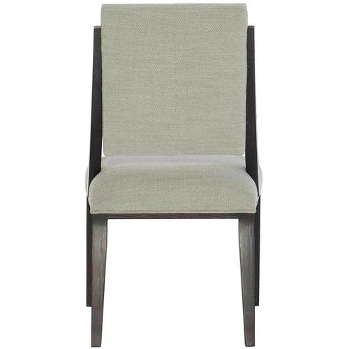 Decorage Side Chair in Cerused Mink (380)