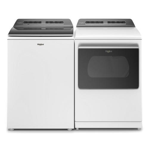 Whirlpool - 7.4 cu. ft. Smart Top Load Electric Dryer