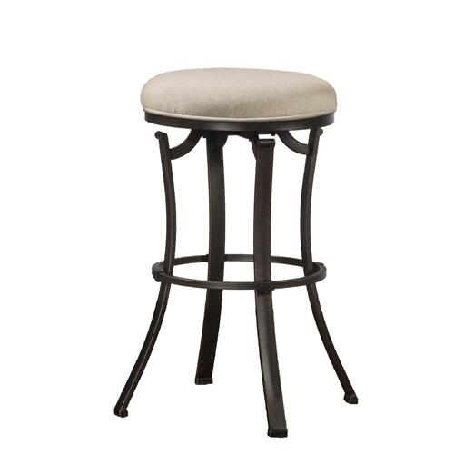 Product Image - Bryce Backless Indoor/outdoor Swivel Bar Height Stool