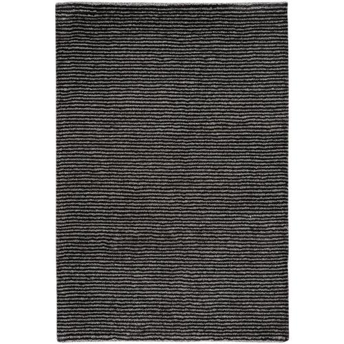 """Gravity Charcoal - Rectangle - 3'11"""" x 5'6"""""""