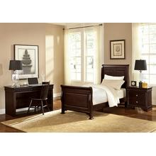 Sleigh Bed Twin & Full