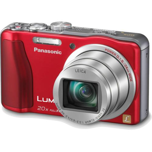 LUMIX® DMC-ZS20 14.1 Megapixel Digital Camera
