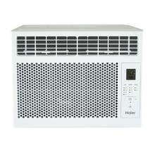 See Details - Haier® 6,000 BTU Electronic Window Air Conditioner for Small Rooms up to 250 sq. ft.