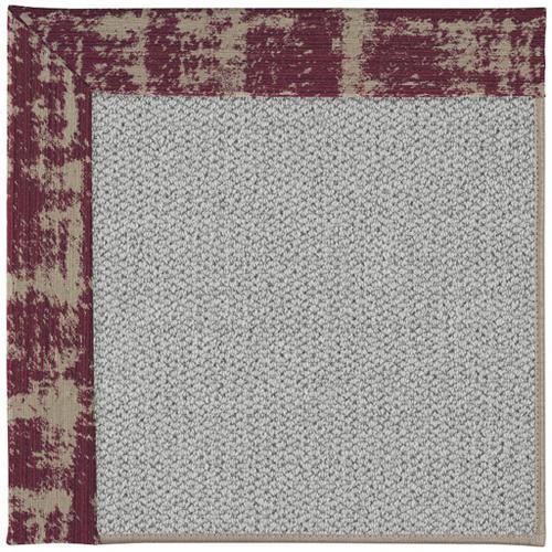 """Inspire-Silver Sandate Fuchsia - Rectangle - 18"""" x 18"""""""